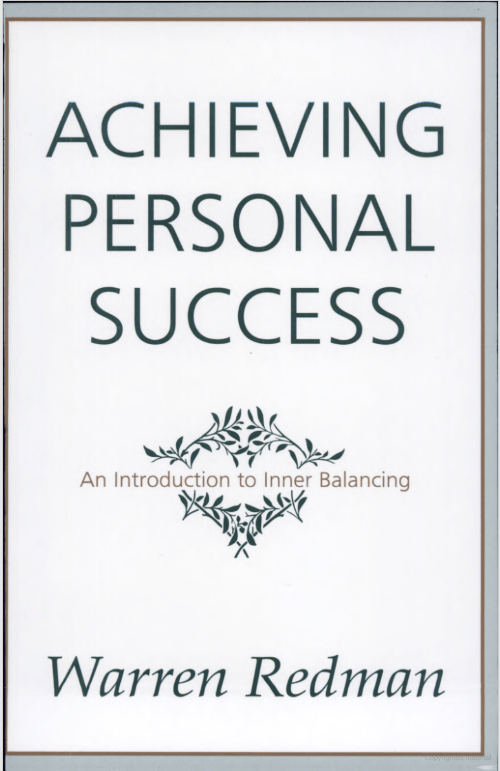 book achieving personal success
